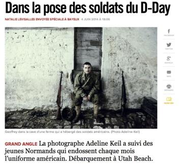 Libération - 5 juin 2014